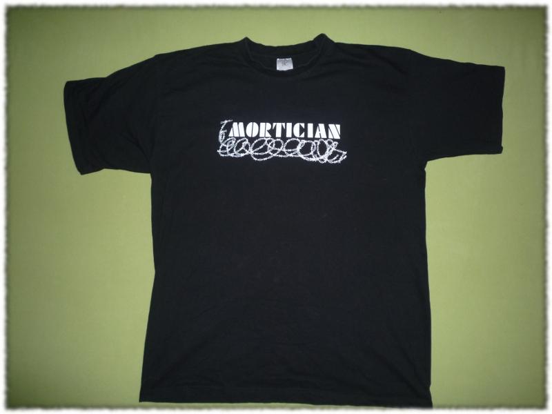T Shirt Mortician Logo